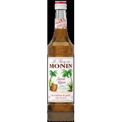 Sirop saveur Rhum Monin