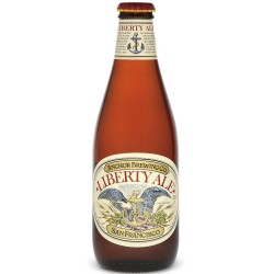 Bière Anchor Liberty ale 35 cl x24