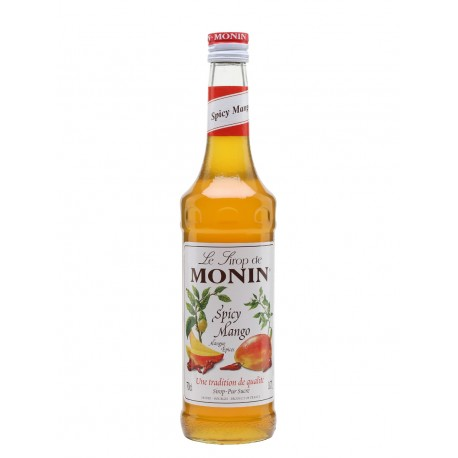 Sirop spicy mango MONIN 70cl