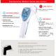 Thermomètre médical frontal sans contact