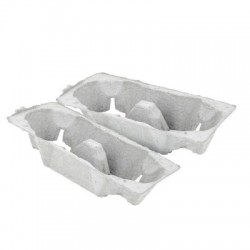Porte 4 gobelets cellulose (secable 2 gobelets) x240