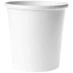 Pots sundae carton 36cl + couvercle x250