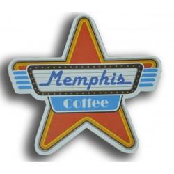 Sous Verres Memphis par 1200
