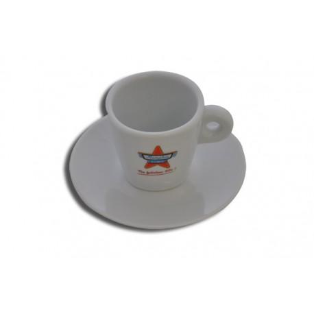 Tasses à café Memphis par 6