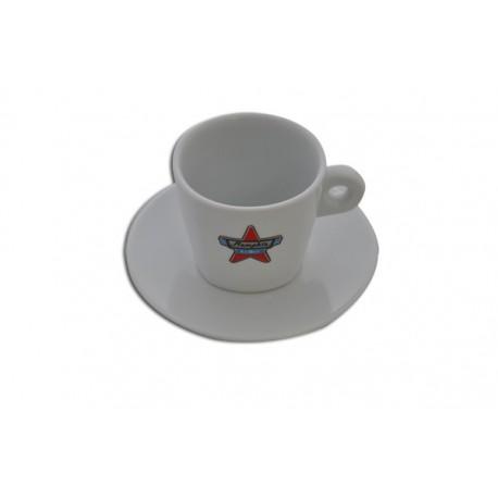 Tasse à thé Memphis par 6