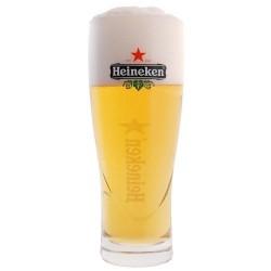 Verres Heineken 25 cl par6