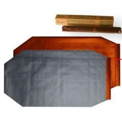 Feuille de téflon pour Clamshell grill Taylor série L (L810, L820, L812). Unité