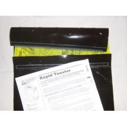 Tapis téflon latéral pour toaster Antunes modèle VCT2000. x2